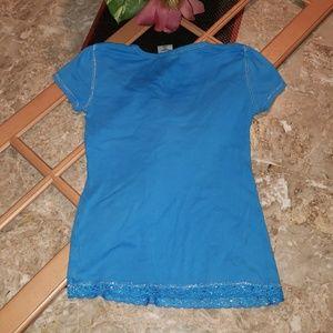Canyon River Blues Shirts & Tops - Jr Girls Sz (14/16-L) Top